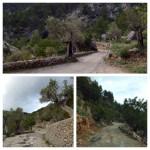 Der Weg zum Castell d'Alaró