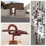 Im Museum kann man Werke von Miró und Picasso sehen, aber auch viele Werke von weniger bekannten Künstlern und eine Fotoausstellung.