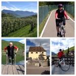 Radeln mit dem e-Bike bringt uns weit(er)