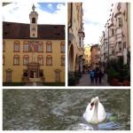 Hofburg und Altstadt