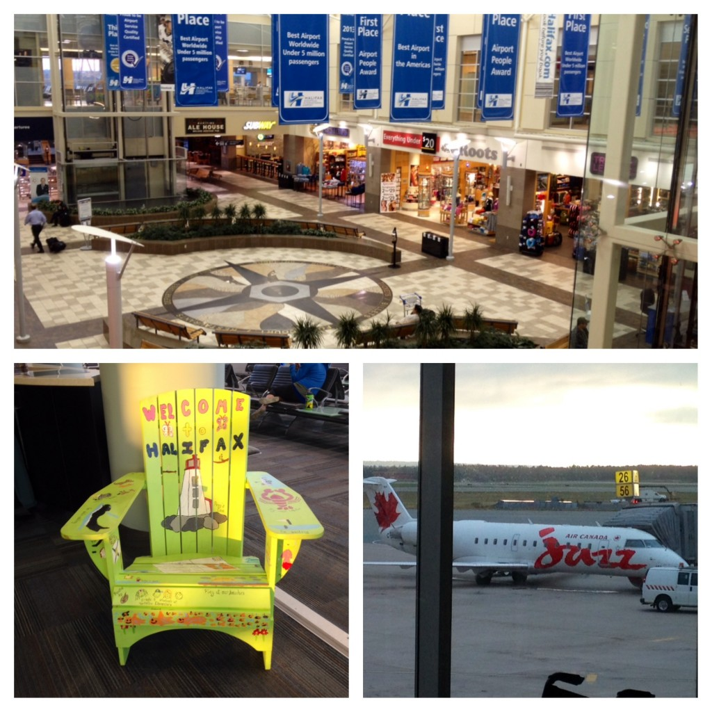 Flughafen Halifax