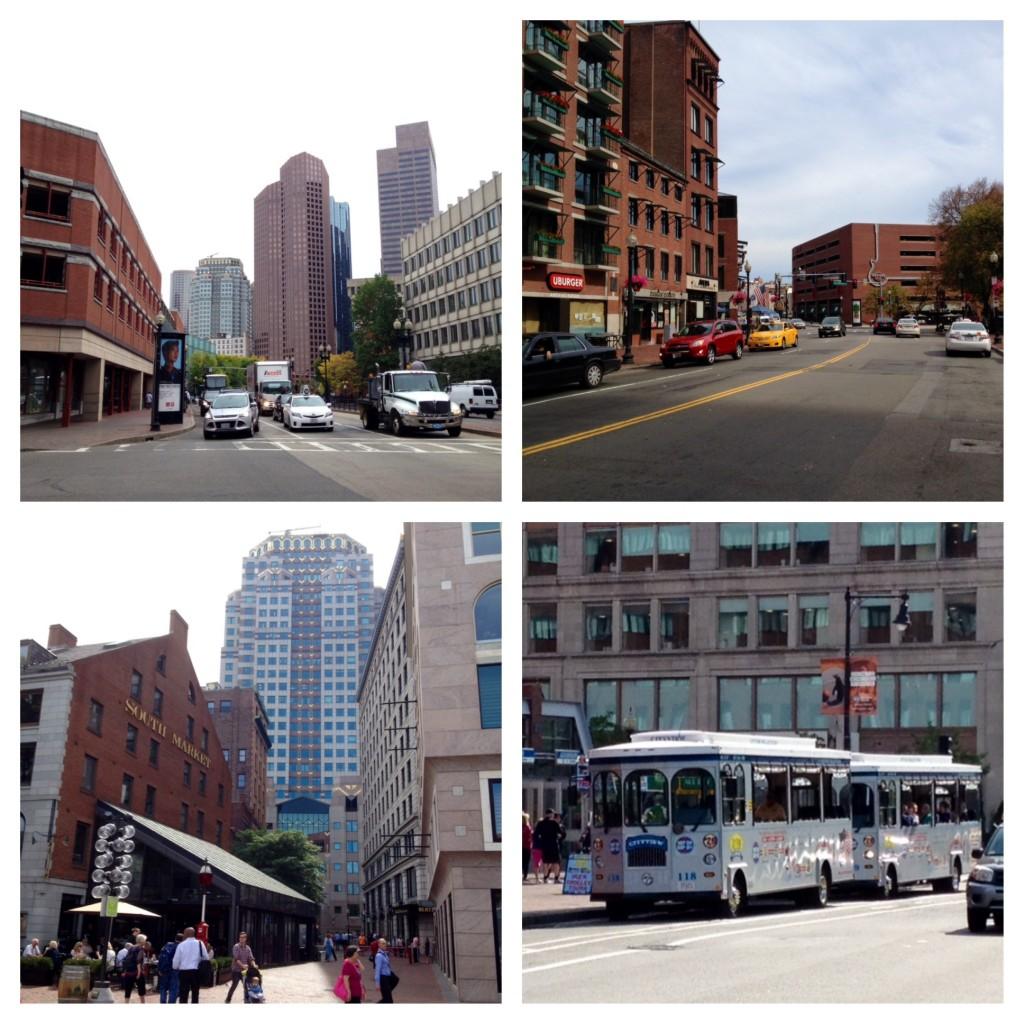 Boston ist auch eine Stadt für den zweiten Blick